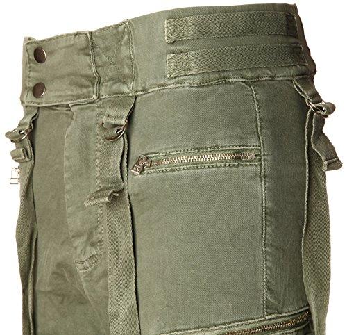 Pantaloni Pantaloni de de Donna de Cachi Basic Cachi Donna Basic Pantaloni Basic Swx6zfq