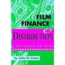 FILM FINANCE DISTRIBUTION DICT