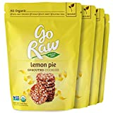 Go Raw Lemon Cookies, 3-Ounce (Pack of 4) Review