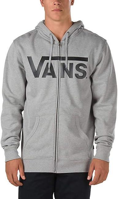 Vans Classic Zip Hoodie II Sweat Shirt À Capuche Homme