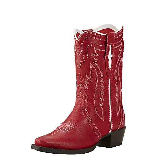 Ariat Kids' Calamity-K Western Boot, Red Ryder, 10.5 M US Little Kid