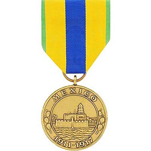 (EagleEmblems M0235 Medal-Mexico Camp.USMC (1911-1917))