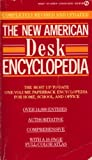 The New American Desk Encyclopedia, Concord Reference Staff, 0451158180