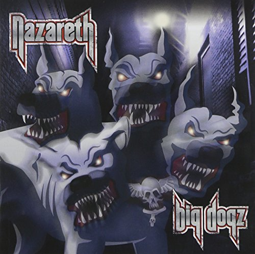 CD : Nazareth - Big Dogz (CD)