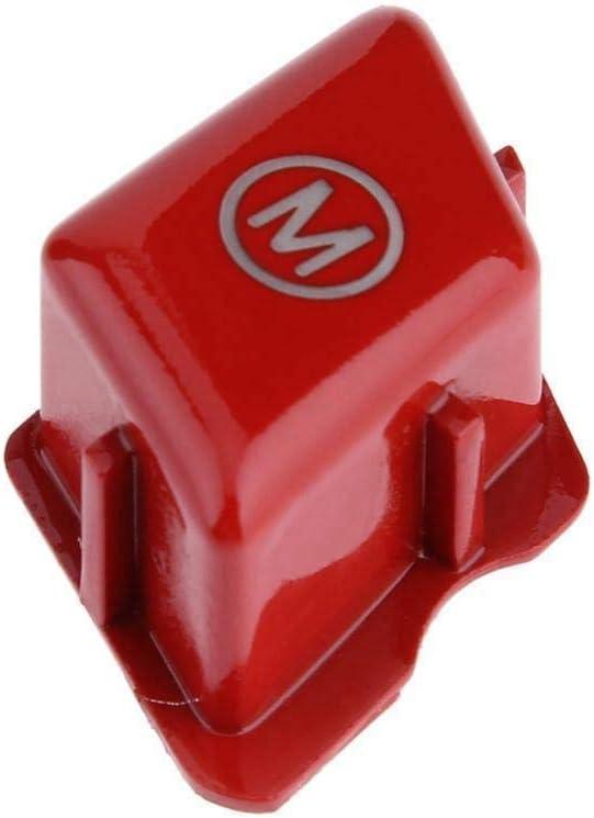 Nrpfell Bouton-Poussoir DAllumage du Volant Mode Dynamique Bouton Bascule du Mode Dynamique Bouton De Mouvement S/érie M pour BMW E90 E92 E93