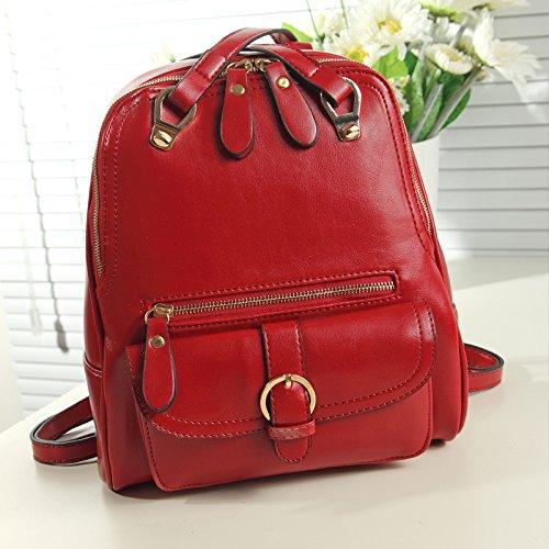 AnnaSue Guangzhou Marke Handtaschen Korean Institute of wind retro casual Schultertasche Rucksack Dame einzigen Dual eine Generation von Fett