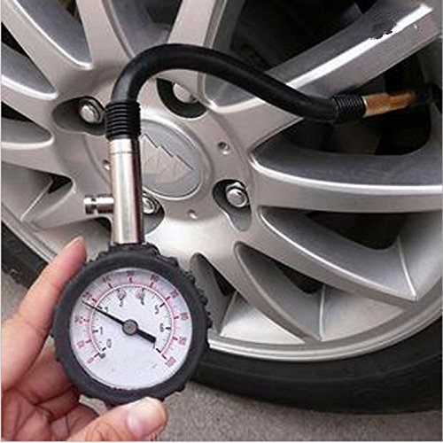 UXOXAS Car Tire Tyre Air Pressure Gauge Meter Manometer Barometers Tester Tool by UXOXAS