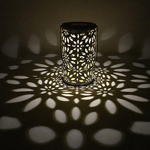 Cylindrical Solar Lights