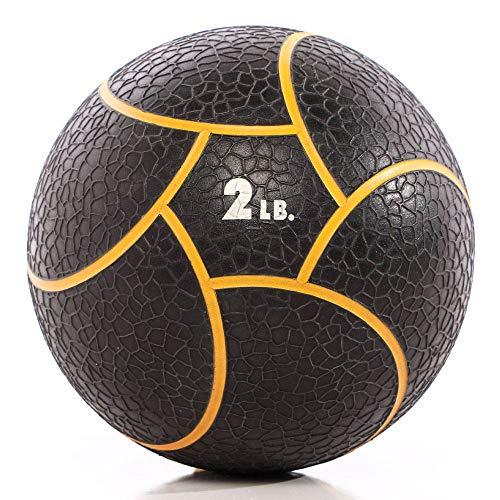 Power Systems Elite Power Med Ball Prime, 2 Pounds, Orange (25560)