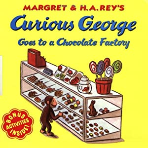 Curious George Goes to the Chocolate Factory Audiobook