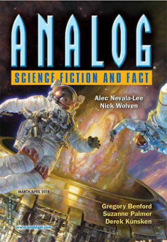 Analog Science Fiction and Fact (Format Analog)