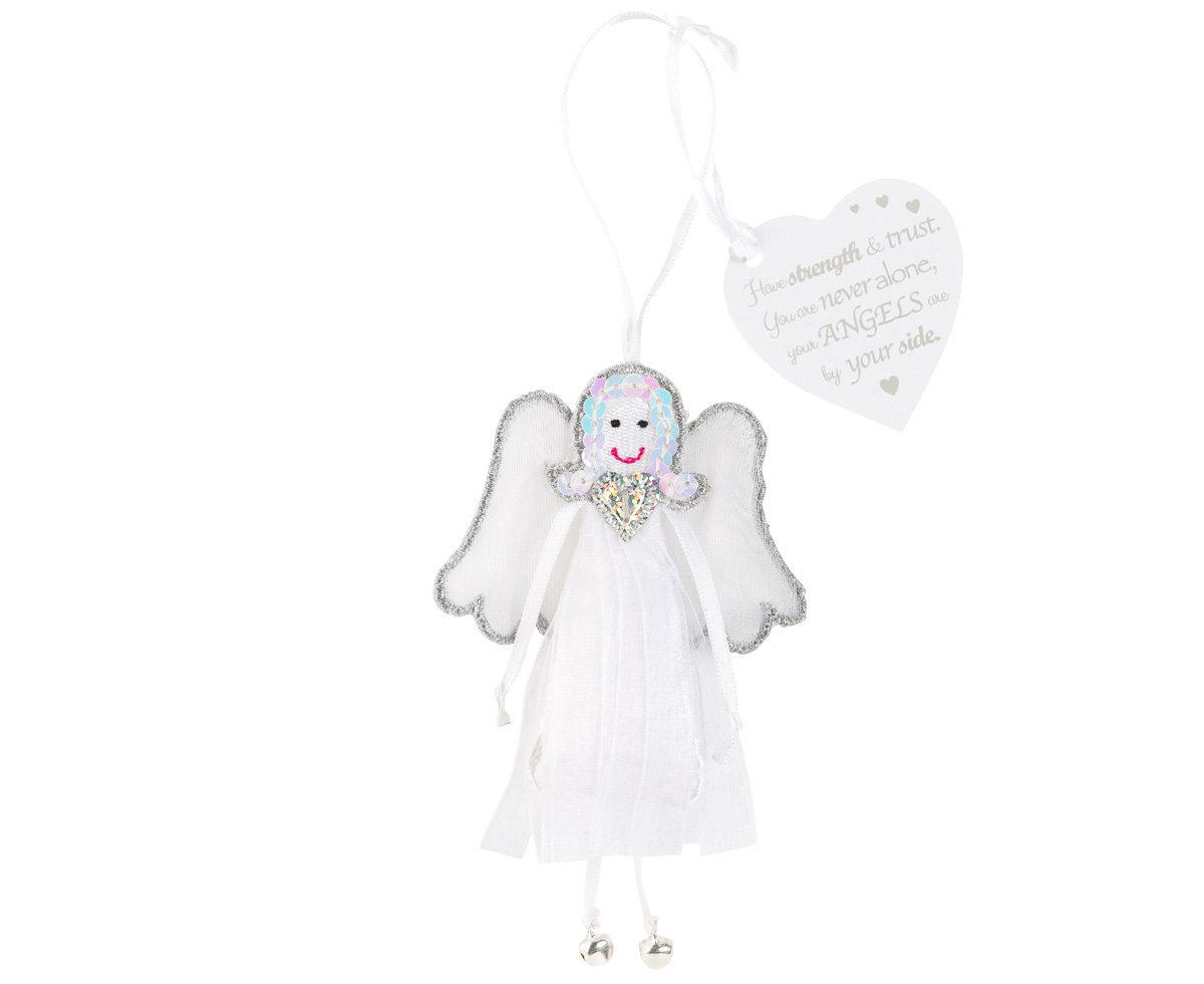 Fair Trade Fairies - Angels By Your Side Quote Angel Believe You Can