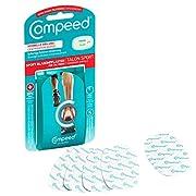 Compeed Blasenpflaster Sport für die Ferse – Hydrokolloid-Pflaster für extra starken Schutz bei Blasen an den Fersen…