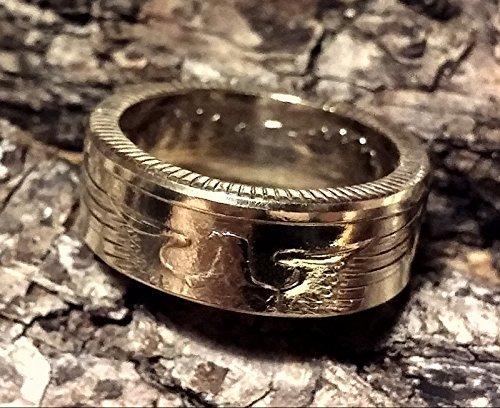 Coinring Münzring Ring Aus Münze 10 Pfennig Deutsches Reich 1939
