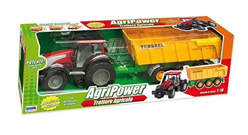 RSTA 9572 - Maxi agripower Tractor with Clutch