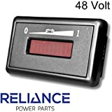 Reliance Power parts 48 Volt Digital Voltage Energy Meter