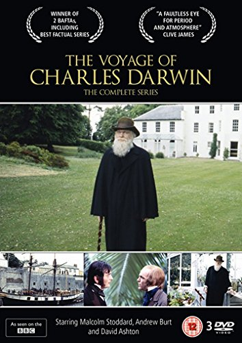 The Voyage of Charles Darwin - Complete Series - 3-DVD Set [ NON-USA FORMAT, PAL, Reg.2 Import - United Kingdom ]