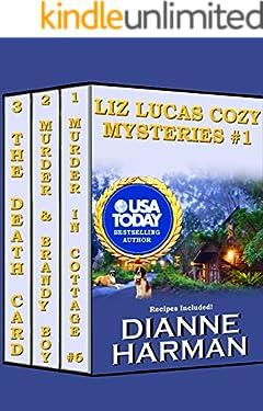 Liz Lucas Cozy Mysteries #1 (Liz Lucas Cozy Mysteries Boxed Set)