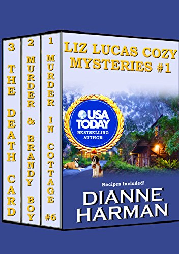 Liz Lucas Cozy Mysteries #1 (Liz Lucas Cozy Mysteries Boxed Set)