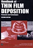 img - for Handbook of Thin Film Deposition Techniques Principles, Methods, Equipment and Applications, Second Editon (Materials and Processing Technology) by Krishna Seshan (2002-02-01) book / textbook / text book