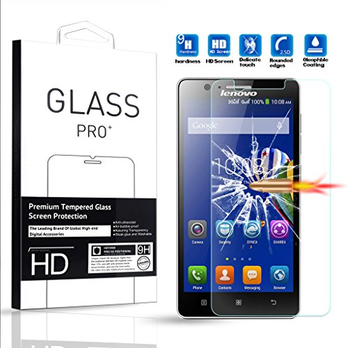 Tempered Glass For Lenovo A536 Clear - 8