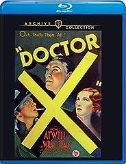 Doctor X [Blu-Ray]