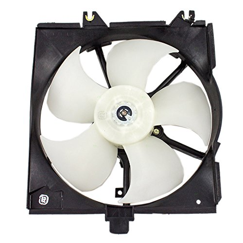 Drivers Radiator Cooling Fan Motor Assembly Replacement for Dodge Plymouth 4762347 AutoAndArt