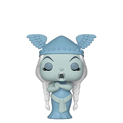 Funko Pop! Disney: Haunted Mansion - Opera Singer: Toys & Games