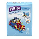 Pull ups Cool and Learn Training Pants 3t-4t Boy Mega Pack