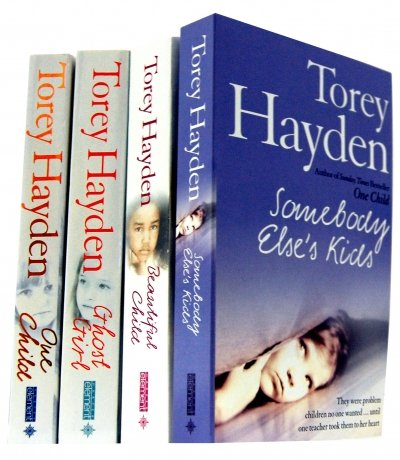 Download Torey Hayden: 4 Book Pack Set: One Child, Ghost Girl, Beautiful Child And Som ebook