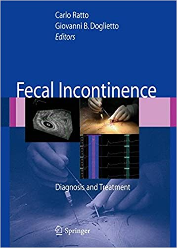 Book Fecal Incontinence: Diagnosis and Treatment