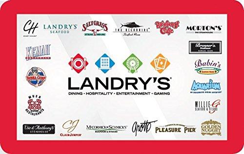 Landry's Multibrand Gift Card
