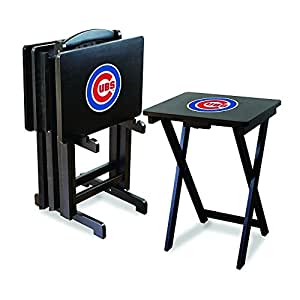 Imperial Chicago Cubs TV Tray Set