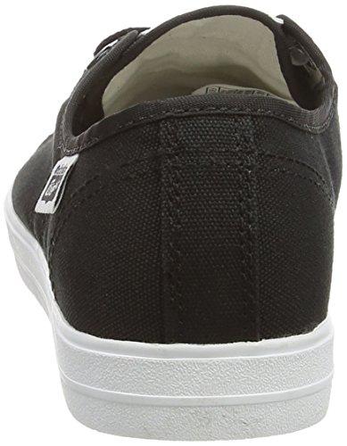 Onitsuka Tiger Badminton 68, Unisex Adults' Multisport Outdoor Shoes Black/Black-9090