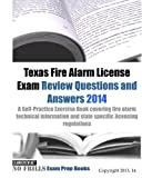 Texas Fire Alarm License Exam Review Questions and Answers 2014, ExamREVIEW, 1493610767