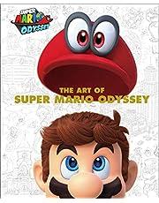 SUPER MARIO ART OF SUPER MARIO ODYSSEY HC