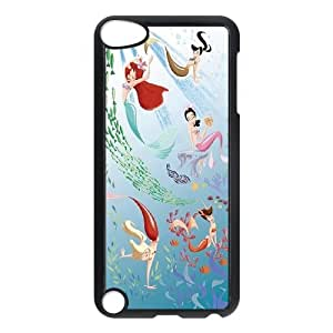 [StephenRomo] FOR Ipod Touch 5 -The Little Mermaid PHONE CASE 3