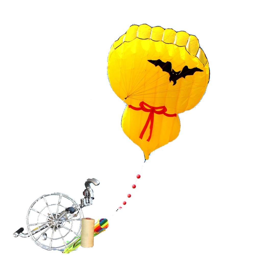 凧カイトフライング (色 7mソフトボディカイトラージ大人ゴーヤ凧(持ち運びに便利) 屋外のおもちゃを飛ばすのが簡単 (色 D) B07QLXTLX4 : D) B07QLXTLX4 D, 恵山町:a357ca27 --- ferraridentalclinic.com.lb