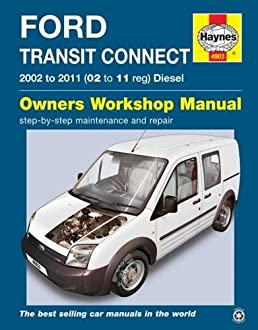ford transit connect haynes publishing 9780857339973 amazon com rh amazon com Ford Transit Passenger Van Ford Transit Connect