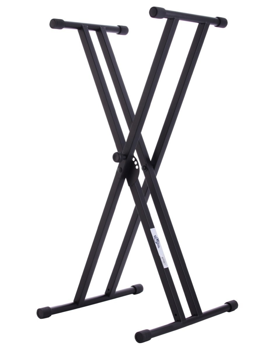 World Tour Double X Keyboard Stand WOR DXKS