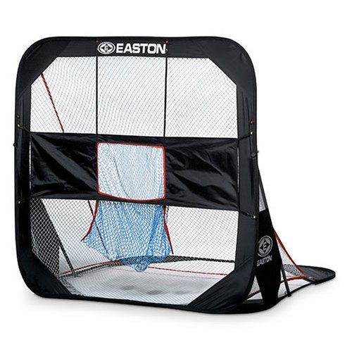 Easton 5-Foot Pop-Up Multi-Sport Training Net Sport, Fitness, Training, Health, Exercise Gear, Shape UP