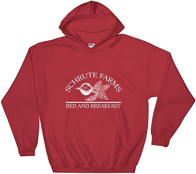 CmonStore Schrute Farms Bed and Breakfast Sweatshirt The Office