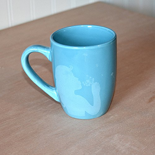 Laser Etched Personalized Ceramic Mugs (Promotional Laser)