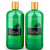 Best Anti Hair Loss Shampoos - Natural Sulfate Free Hair Growth Shampoo & Conditioner Review