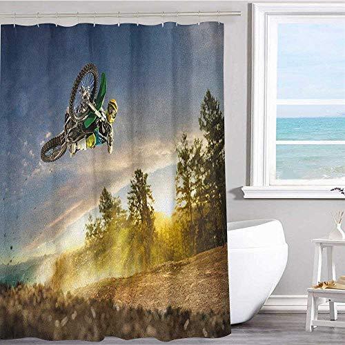 MKOK Family Shower Curtain 54