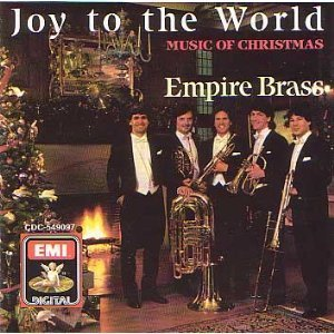 Brass Christmas Empire - Joy to the World / Music of Christmas by Empire Brass (1988-09-07)