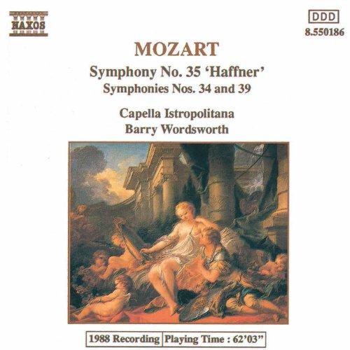 Mozart: Symphonies Nos. 34, 35...