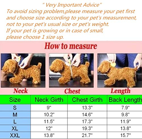 Picture of Idepet Soft Cotton Adidog Cloth for Dog, S, Blue