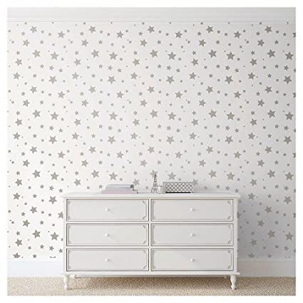 Amazon Com Devine Color Wallpaper Stars Home Kitchen