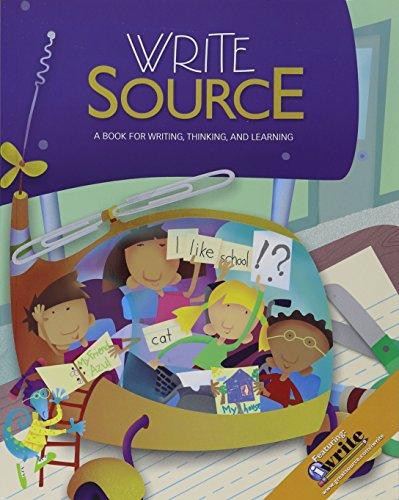 write source grade 1 - 9